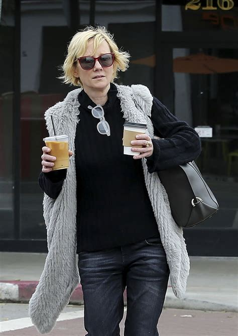 ANNE HECHE Out and About in Los Angeles 01/04/2017