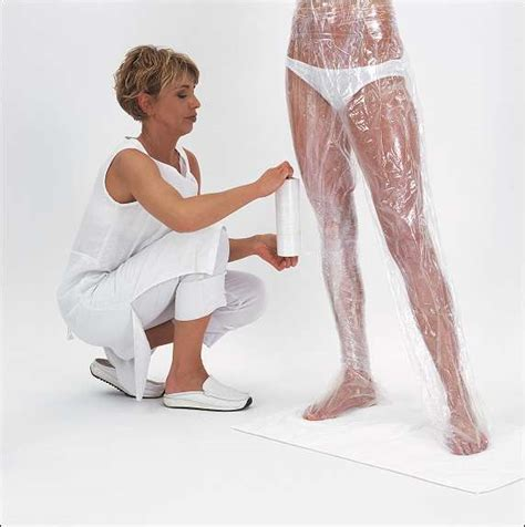 Körperwickel - Bodywrapping Anti Cellulite und Straffung
