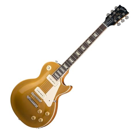 Gibson Les Paul Classic 2018, Goldtop at Gear4music
