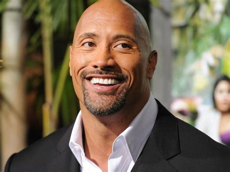 Dwayne Johnson explains why he briefly stopped going by