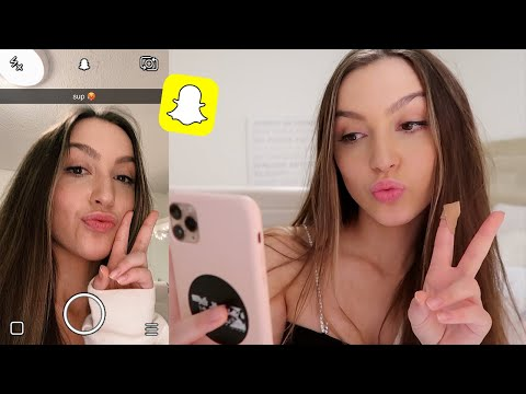 The 16 Types of Snapchats