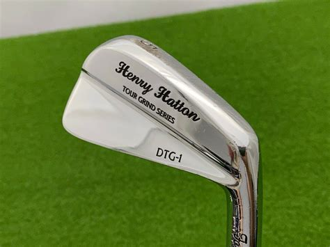 NICE Henry Hatton TOUR GRIND SERIES DTG-1 Forged 5 IRON
