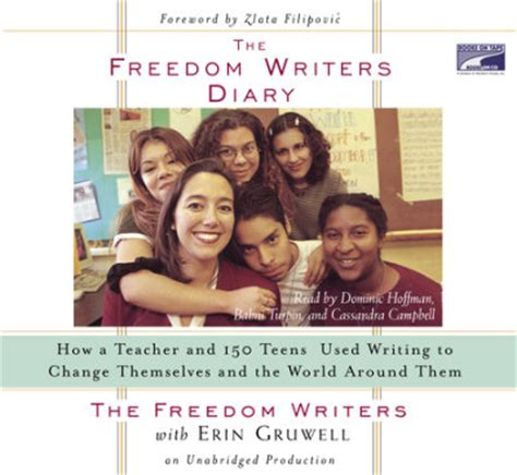 The Freedom Writers Diary by Erin Gruwell & The Freedom