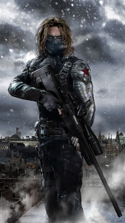 Winter Soldier by uncannyknack on DeviantArt