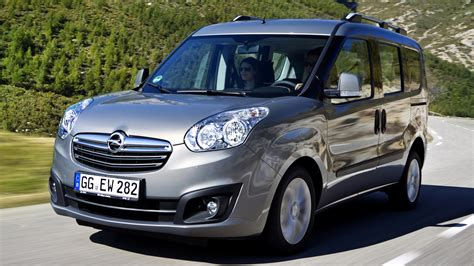 2015 Opel Combo b tour – pictures, information and specs