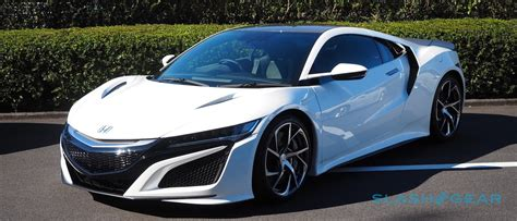 2017 Acura NSX price confirmed - SlashGear