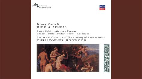 Purcell: Dido and Aeneas / Act 1 - Overture - YouTube