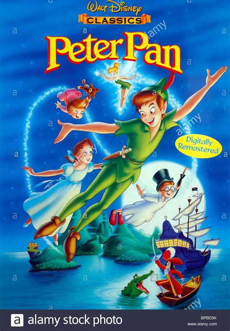 FILM POSTER PETER PAN (1953 Stock Photo - Alamy