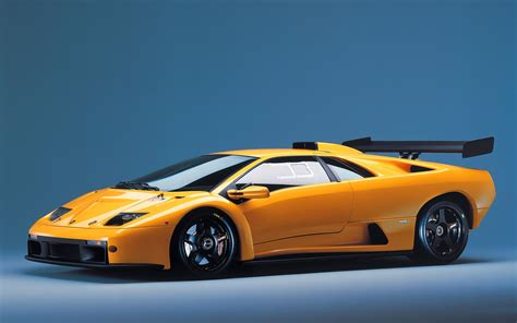 Lamborghini Diablo history, photos on Better Parts LTD