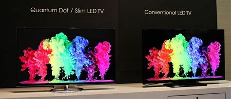 Quantum Dot vs OLED, which is the better display?