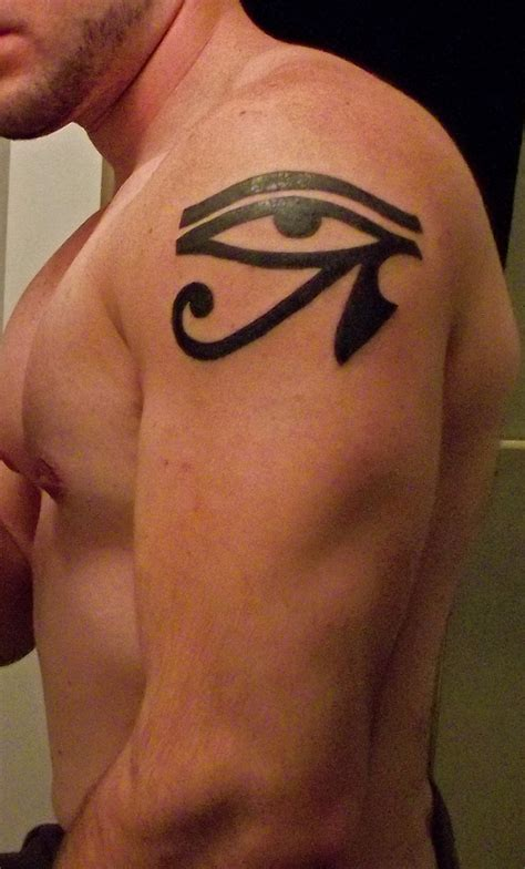 Eye of Horus Tattoos Designs, Ideas and Meaning | Tattoos