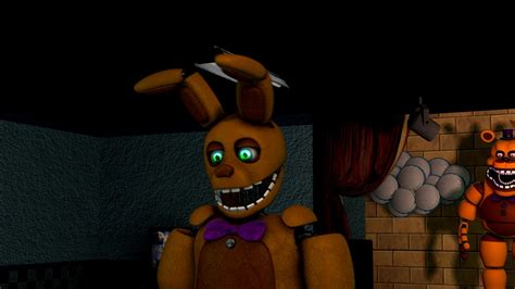 [FNAF SFM] The Wolf (Preview 3) - YouTube