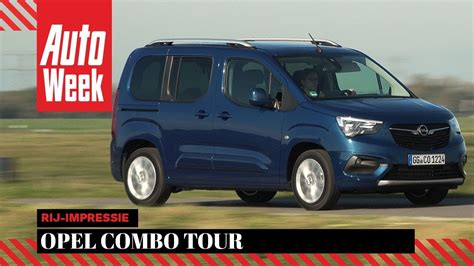 Opel Combo Tour - AutoWeek Review - English subtitles