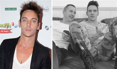 Jonathan Rhys Meyers' girlfriend shares relaxed snap of