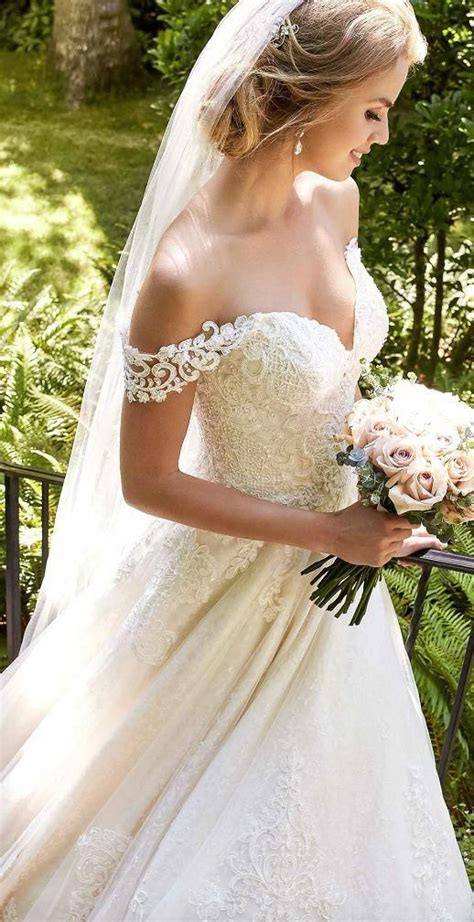 Sheath Wedding Dress For Aire Boho Collection 2020