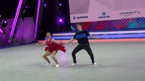 European Championship Boogie Woogie 2017 Moscow, First