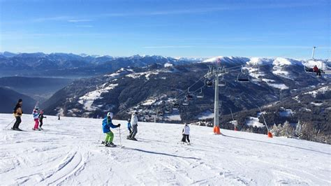 Book your School Ski Trip to Bad Kleinkirchheim today