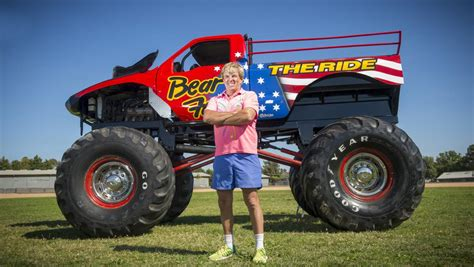 Monster trucks in Bendigo with tricks planned for weekend