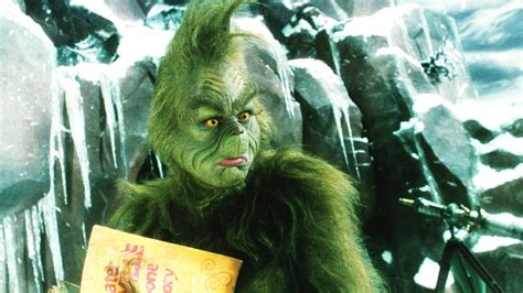 How The Grinch Stole Christmas, Starring Jim Carrey, Is
