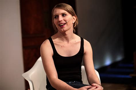 Chelsea Manning says Trump 'clearly wants to go after