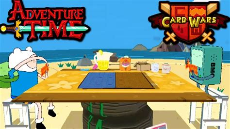Card Wars: Adventure Time - Online PVP! New Code Episode