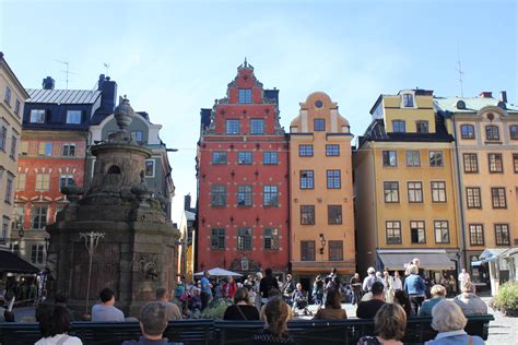 An Afternoon In Stockholm's Gamla Stan - Wander Mum