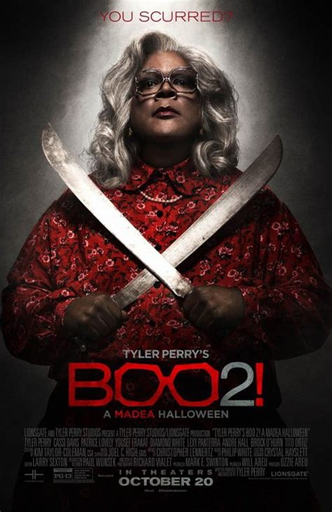 Boo! 2: A Madea Halloween Tries to Creep It Real with a