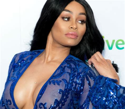 Record Labels Want To Make Blac Chyna The Next Rap Star
