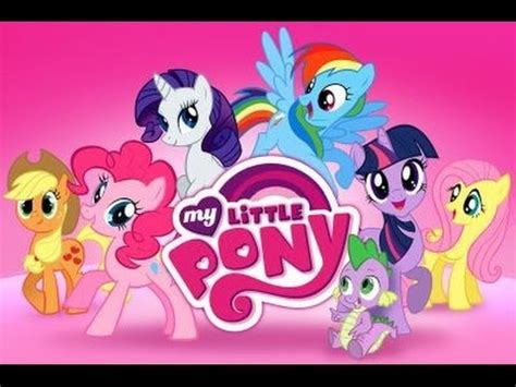 Free Game For Children 2014 - My Little Pony Friendship is