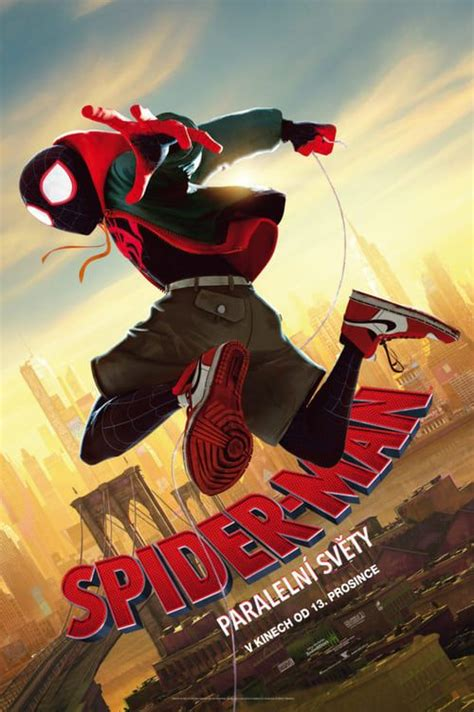 Spider-Man: Into the Spider-Verse Teljes filmadatlap #