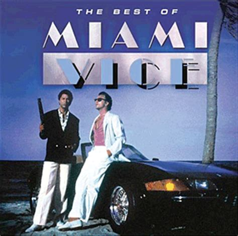 The Best of Miami Vice (TV) (Soundtrack Compilation)
