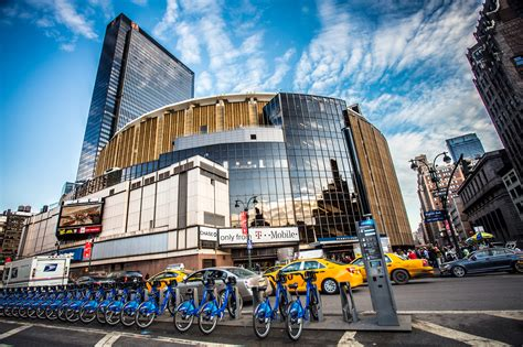 Madison Square Garden | Music in Midtown West, New York