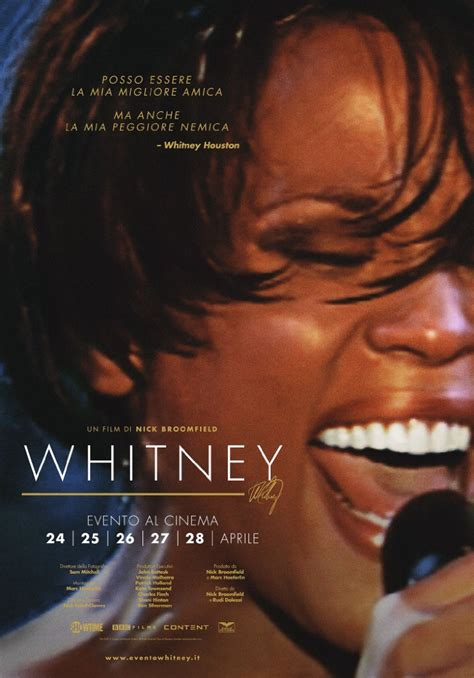 Tribeca 2017: WHITNEY: Can I Be Me? Review - blackfilm