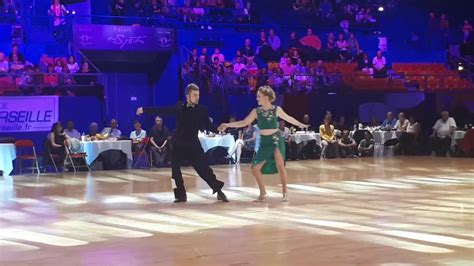 Slow final - Marseille 2017 | WRRC Boogie Woogie - YouTube