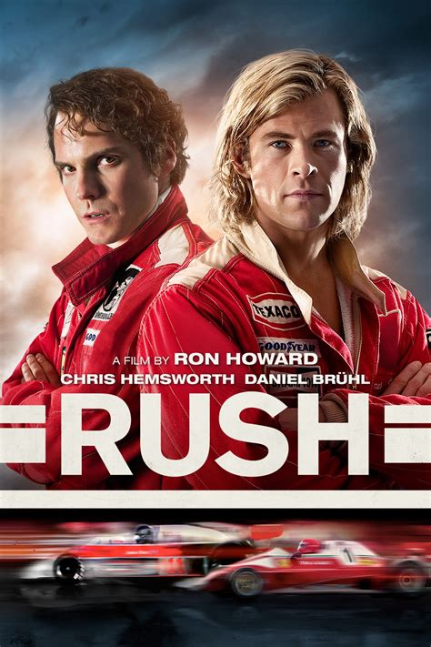 RUSH - movie review by The Car Expert
