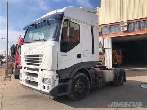 Used Iveco Stralis 480 AS tractor Units Year: 2005 Price