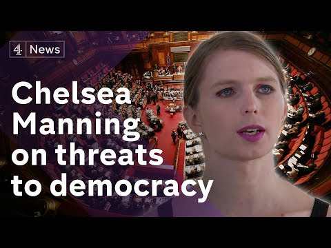 Chelsea Manning jailed for refusing to testify before