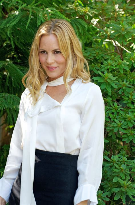 Maria Bello: Partnerships, Love and Conversations, to Be