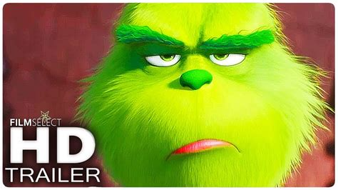 THE GRINCH Official Trailer (2018) - YouTube