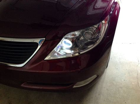 LED DRL Replacement for OEM Halogen DRL DIY - ClubLexus