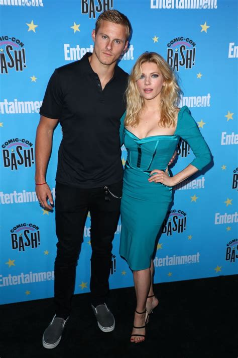 Katheryn Winnick At Entertainment Weekly Comic Con Party