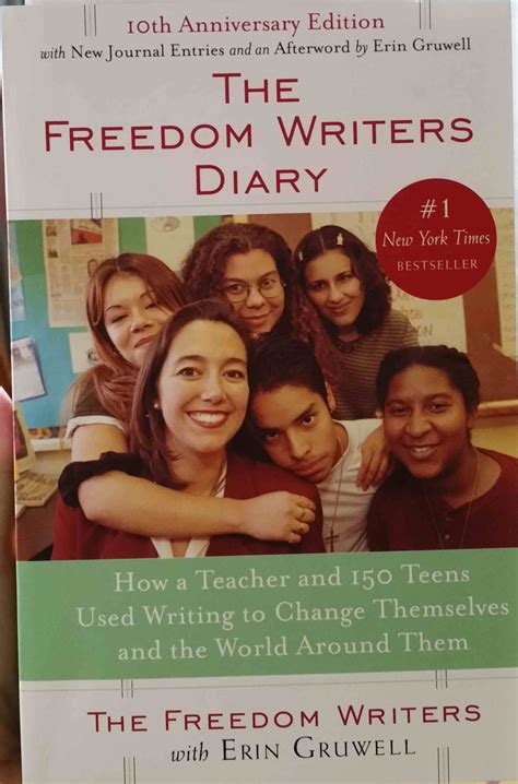 The Freedom Writers Diary 10th Anniversary Edition