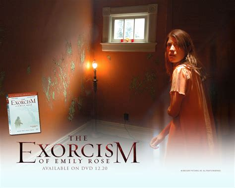 The Exorcism of Emily Rose - Horror Movies Wallpaper