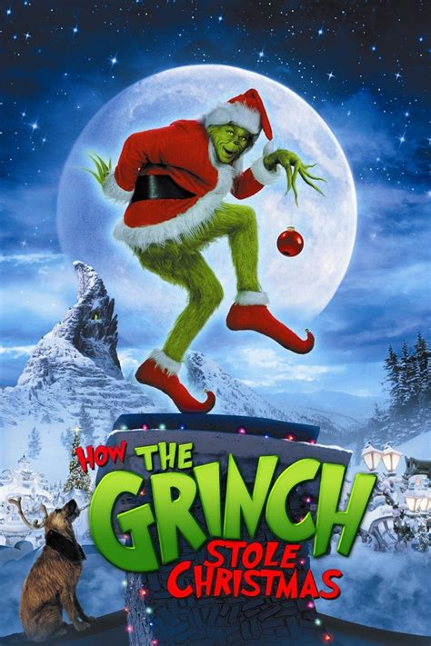 Watch How the Grinch Stole Christmas (2000) Free Online