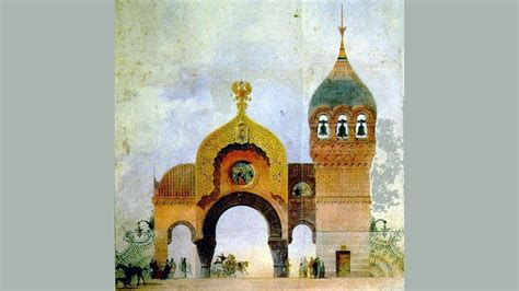 Mussorgsky - Pictures at an Exhibition (original piano