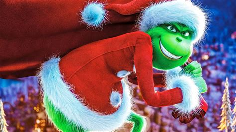 THE GRINCH - First 10 Minutes From The Movie (2018) - YouTube