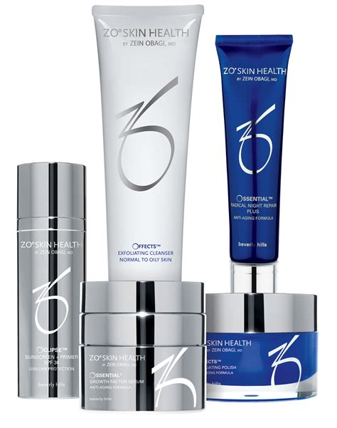 Best Skin Care Products, Obagi ZO Skin Health System