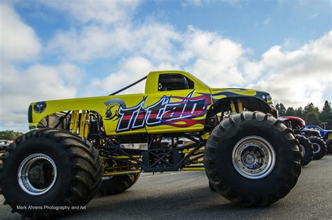 Monster Trucks Show | Mark Ahrens Photography