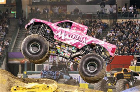 Girls Who Drive Monster Trucks | Girls Can't WHAT?