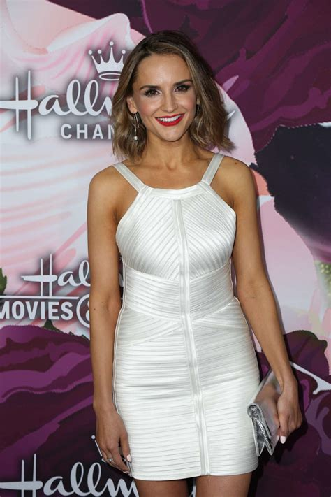 Rachael Leigh Cook – 2018 Hallmark Channel All-Star Party